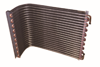 Copper Tube Condenser FOR AIR CONDITIONER