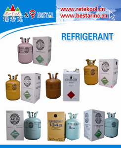 99.9% Purity R22 Refrigerant Gas