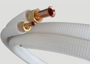 20 Meters Insulated AC Copper Aluminium Tube
