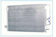 Renault Megane air conditioner condenser