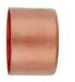 copper vacuum fittings with solder free