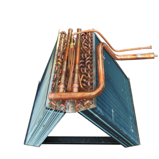 Aluminum Finned Copper Tube Evaporator for Cold Room