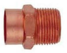 Hardware Copper Fittings with Solder Hing Quality