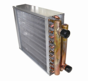 Brand New type Brazed Copper tube fined Heat Exchanger coil for freezer