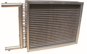 commercial copper plate heat exchanger for outdoor wood furnace