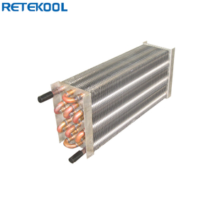 Commercial Copper Tube Evaporator for Cold Storage