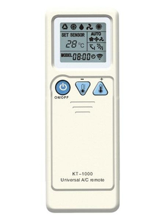KT-1000 Universal Air Conditioner Remote Control