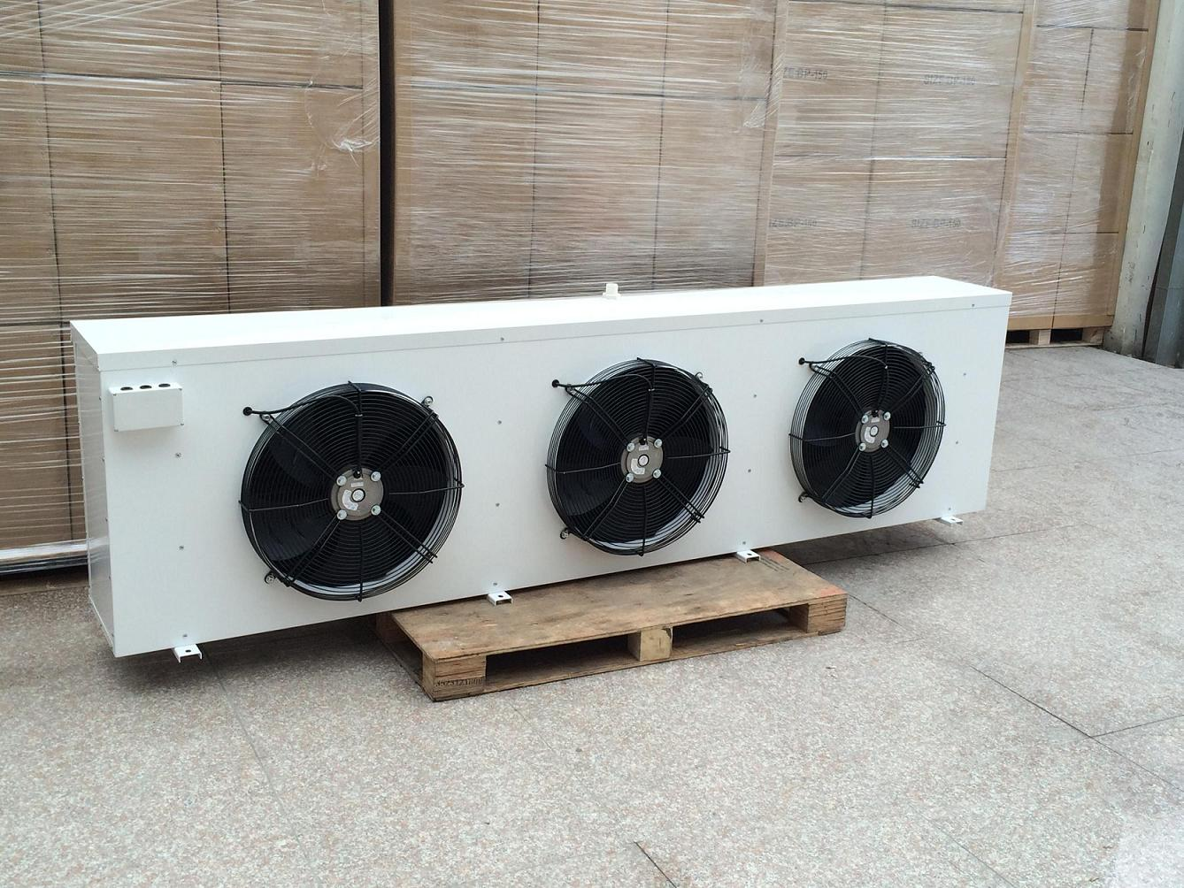 water low temperature air unit cooler for fridge
