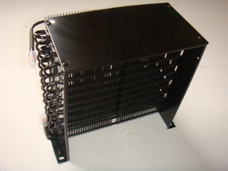 Condenser for New Co2 Refrigeration system
