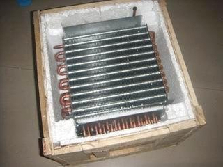 copper fin evaporator