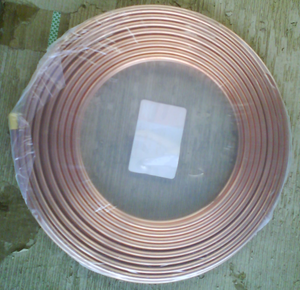 Pancake Coil Copper Tube For Air Conditioner