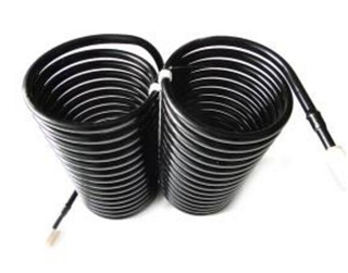 Jelly Roll Condenser coils For Refrigerator