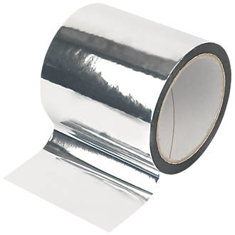 HVAC Aluminium foil tape for external package of refrigerator