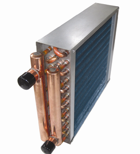 16*18 Copper Tubular Heat Exchangers for outdoor wood furnace
