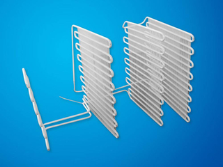 Refrigerator Steel Wire Tube Evaporator For Cold Storge