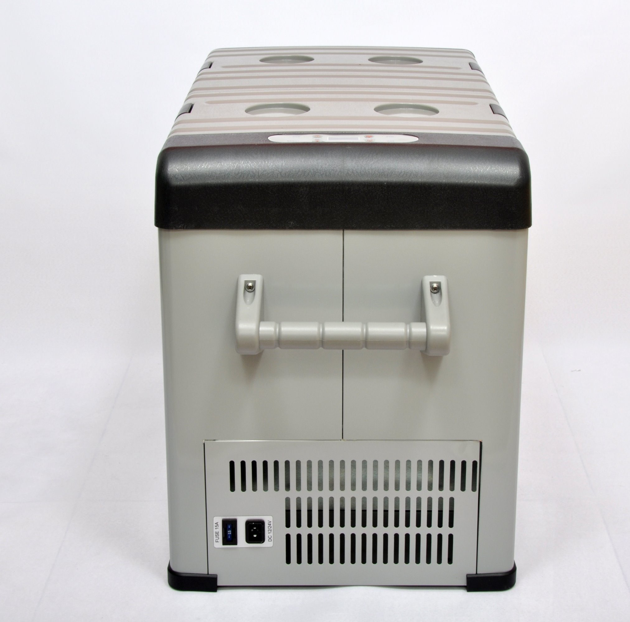 12V/24V 52L DC Portable Refrigerator for Car