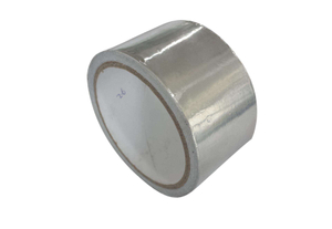 HVAC aluminium foil tape for thermal engineering