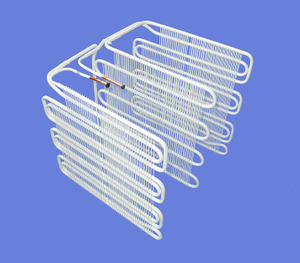 Steel Wire On Tube Evaporator Unit For Refrigerator And Freezer