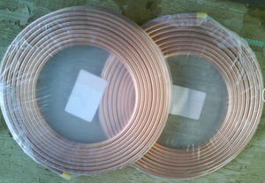 Hot Selling Pancake Coil Refrigeration Copper Tube