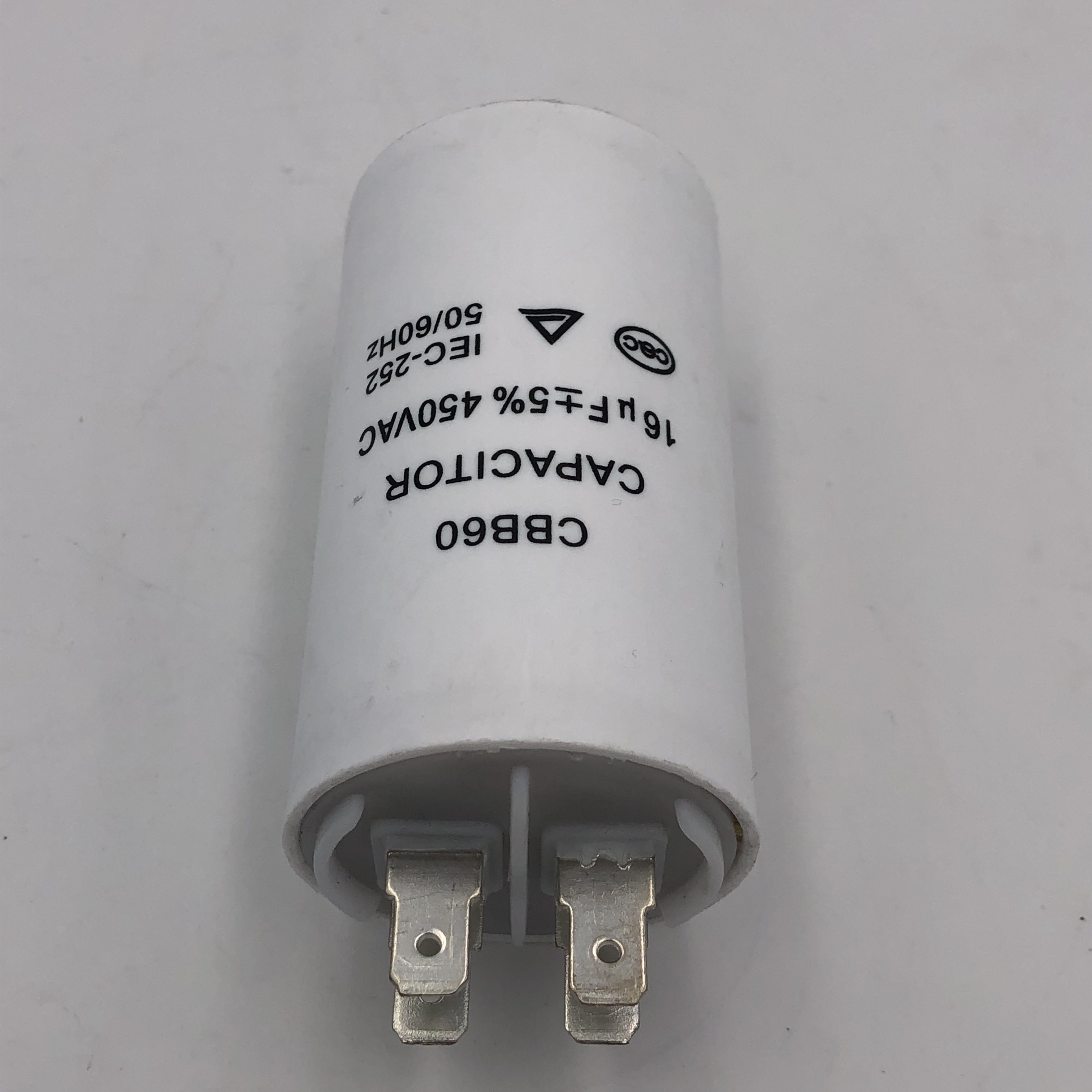 Commercial Run Capacitor round For washing machine
