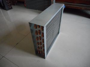Copper Tube Air Conditioning Refrigeration Condenser Evaporator