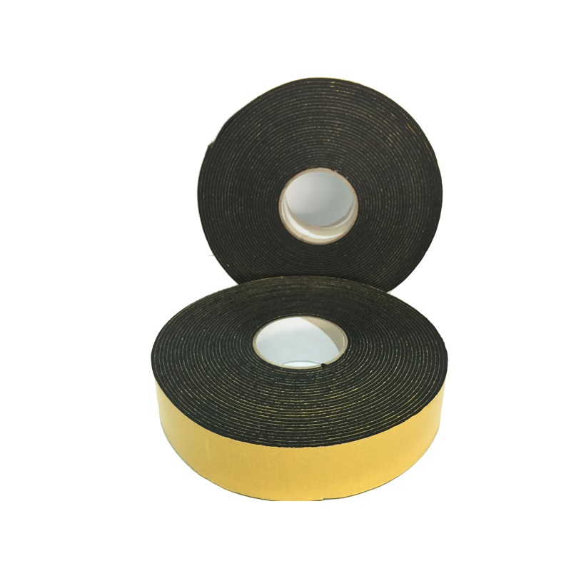 NBR Insulation Rubber Foam Tape with Self-adhesive
