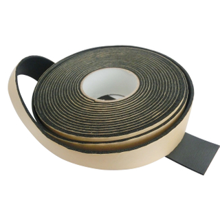 Thermal Insulation Rubber Foam Tape with Self-adhesive